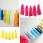 5pcs Tissue Paper Tassels Garlands Bunting Party Wedding Birthday DIY Decor