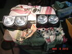 corvette 64 67 headlights refurbished  new parts