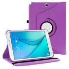 Rotating Swivel PU Leather Case Cover For Samsung Galaxy Tab A 8 Inch 8.0 T350