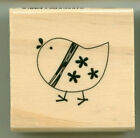 Craft Smart Easter Religious Wood Rubber Stamp Bunny Cross Butterfly Chick Lace