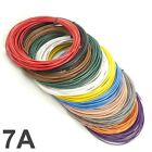 *7 AMP Rated* 0.35mm2 Thin Wall Single Core Cable - Car Wire LED Lights 10M 500M