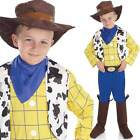 Boys The Cowboy Kid Costume PLUS All Accessories Childrens Cow Boy Fancy Dress
