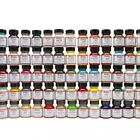 Angelus Brand Acrylic Leather & Vinyl Waterproof Paint 60 Colors! 1oz Bottles
