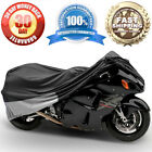Motorcycle Cover Travel Dust For Triumph America Legend Rocket Classic Touring $18.99 USD