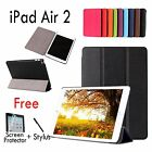 Smart Lightweight Magical Wake up &Sleep Design Case Cover For Apple iPad Air 2