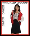 Grease 1950s 50s Rebel Rizzo TV Movies Hollywood Fancy Dress Costume Licensed