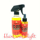 C22 Citrus Solvent Adhesive Tape Glue Remover Hair Extension Lace Wig Toupee UK