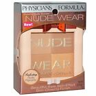 Physicians Formula Nude Wear Glowing Nude Bronzer 7g Trucco Viso Terre 2 Shades