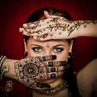 SUPER FAST BLACK COLOR GOLECHA HENNA TATTOO MENDHI/TUBES+ FAST DISPATCH FROM UK