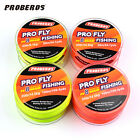1PC Fly Line Yellow/Red Color 50M-100M Backing Line 20LB/30LB Fly Backing Line