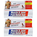 Pure-Aid Muscle & Joint Pain  Relief Gel 4 oz