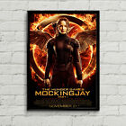 The Hunger Games Mockingjay Part 1 Movie Poster High Quality Print A1, A2+