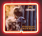 San Diego Chargers Vincent Jackson Neon Light sign