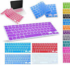 Kyпить Anti Water Silicone Keyboard Cover Skin for MacBook Air Pro Retina 11