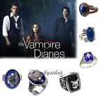 The Vampire Diaries Ring Damon Elena Stefan Originals Caroline Gadgets Tv Serie