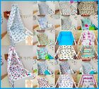 2 PIECE BABY DUVET BEDDING SET PATTERNED 100% COTTON FOR COT COT BED