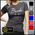 BRIDE TO BE Shirt, Wifey To Be, Bridesmaid, Mother of the Bride, Bridal Shirts