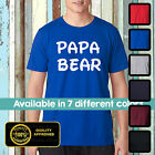 Papa Bear Shirt, Papa, Dad, Funny Father Shirts, Best Dad Ever, Gifts For Dad