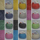 WOOLLY HUGS SHEEP(GP10,90€/100g) Schurwolle-Mischgarn-50g-Veronika Hug- Pro Lana