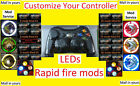 Mod Service - Mod Your Xbox 360 Wireless Controller with LEDs and/or Rapid Fire
