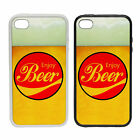 Enjoy Beer -Rubber and Plastic Phone Cover Case - Cola Parody Design £6.95  on eBay