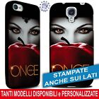 Cover Case Custodia 3D ONCE UPON A TIME per Samsung S6 S7 S8 S8+ Edge Plus ONC44