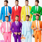 MENS ADULT OPPOSUIT OPPO SUIT PROM STAG WEDDING COLOURS OUTFIT FULL SUIT + TIE
