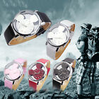 Classical Womens Watches Leather Cartoon Watch Mickey Mouse Shape Hollow Fashion