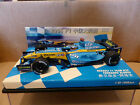 Minichamps 1:43 Fernando Alonso Renault R25 F1 2005 Special China GP Edition