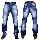 Peviani Mens g jeans, urban Hedge-star straight fit pants, hiphop comfort, club