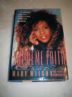 Supreme Faith by Mary Wilson SIGNED 1st/1st 1990 HCDJ Barry Gordy the Supremes