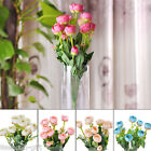 1PC Camellia Artificial Flower Wedding Decoration Home Mother's Day Gift M11619