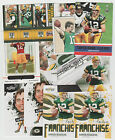 AARON RODGERS Packers Football Card Singles 2005 Rookie to 2014 YOU PICK