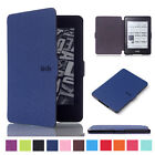 Luxury Flip Folio Leather Case Stand Cover For Amazon Kindle Paperwhite 1 2 3