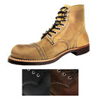 "Red Wing Heritage Men's 6"" Iron Ranger Work Boots US Sizes"