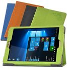 """PU Leather Printing Flip Stand Cover Case For 9.7"""" Onda V919 Air CH Tablet+Film"""
