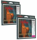 3 PACK sets ALICE COATED ACOUSTIC GUITAR STRINGS 80/20 bronze 11-52 12-53 light