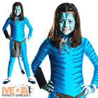 Neytiri Girls Fancy Dress Avator Scifi Film Movie Book Day Childrens Kid Costume