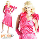Miss Piggy The Muppets Ladies Fancy Dress Animal Puppet Womens Adult Costume New