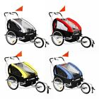 Confidence Baby/Child/Kids Bicycle Bike Trailer /Jogger /Stroller w/ Suspension