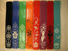 painted WOOD incense HOLDER Choose MOTIF frm drop down menu Spiritual meditation
