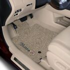 Cadillac SRX 3Pc Heathered Berber Carpet Floor Mats - Pick your Logo 2010-2016