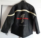 SEAN JOHN Leather MONTE CARLO Motorcycle Jacket NEW Size LARGE Racing $565 Tags