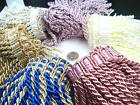 big 8cm Fringe Tassel Trim Upholstery Curtain lamp trimmings bag costum trims