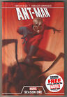 ANT-MAN SEASON ONE * Factory Sealed Hard Cover GN * Marvel Tom DeFalco Hank Pym