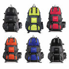 Waterproof Outdoor Mountaineering Backpack Climbing Hiking Camping Bag Pack 50L