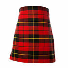 Heritage Of Scotland Men's 8 Yard Deluxe Scottish Tartan Kilt