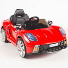 12V Ride On Car Kids W- MP3 Electric Battery Powered Wheels Remote Control RC