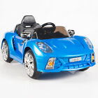 12V Ride On Car Kids W/ MP3 Electric Battery Powered Wheels Remote Control RC