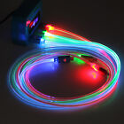 Glowing Lightning LED USB 2.0 Charger Data Sync Cable Cord for iphone 5 6 plus